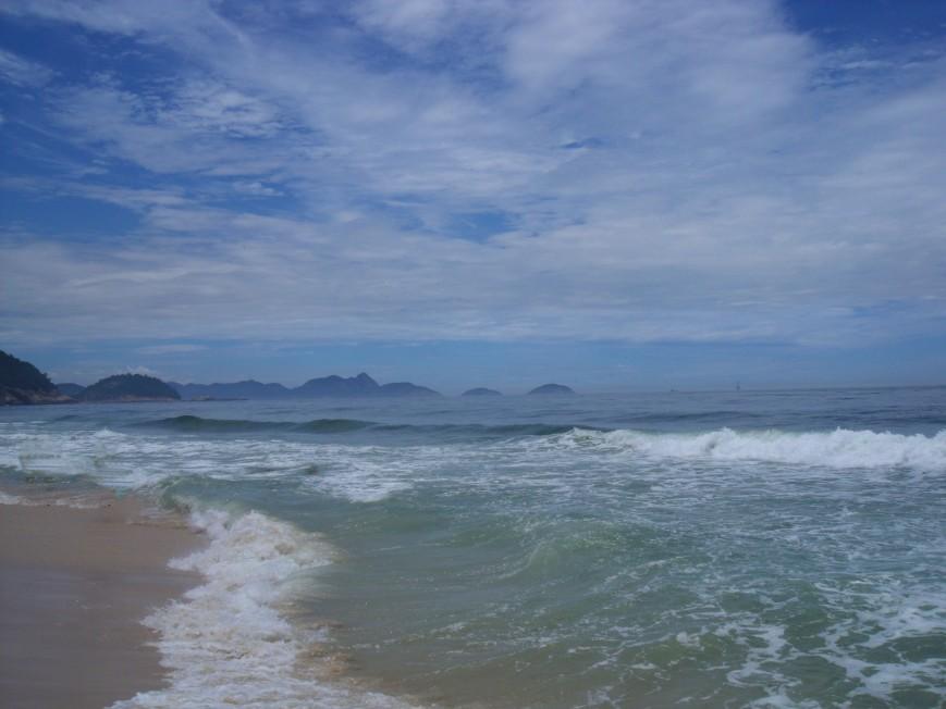 Rio praia
